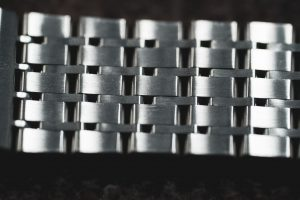 stainless steel watch band